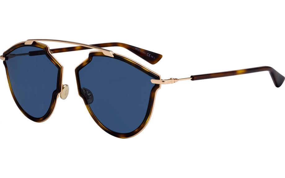 da4d8833b5 Dior DiorSoRealRise QUM KU 58 Sunglasses - Free Shipping