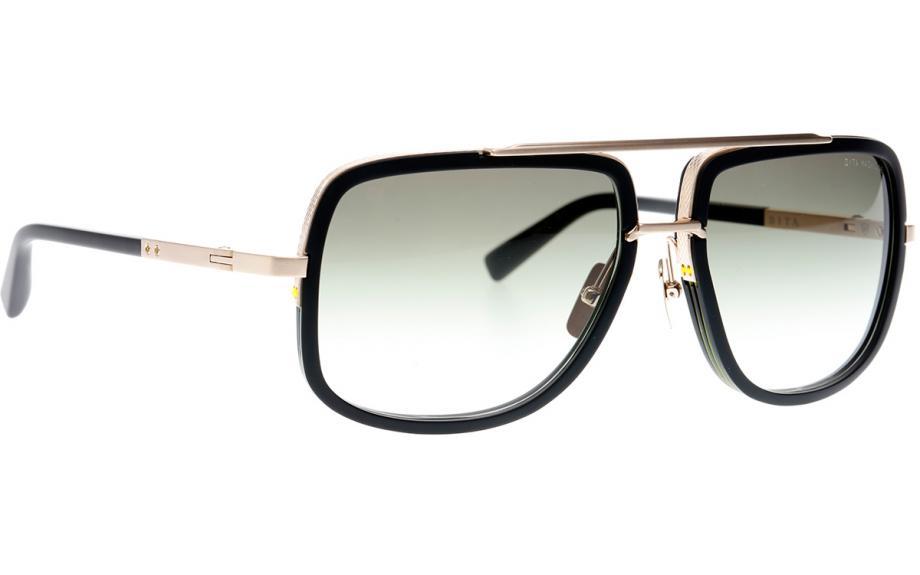 0635533dadb Dita Mach-One DRX-2030-F-BLK-12K 59 Sunglasses - Free Shipping ...