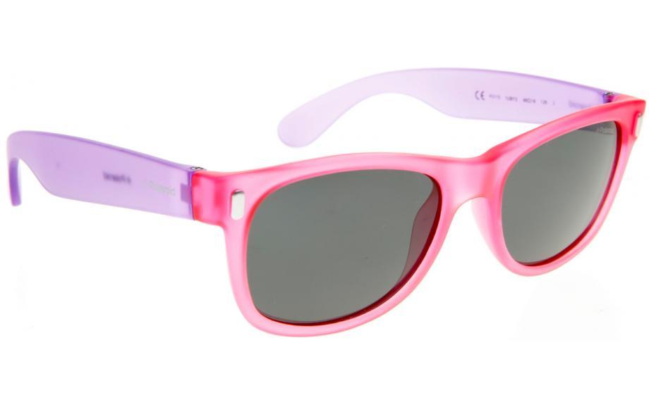 11b91c1bf5f Polaroid Kids P0115 IUB Y2 46 Sunglasses - Free Shipping